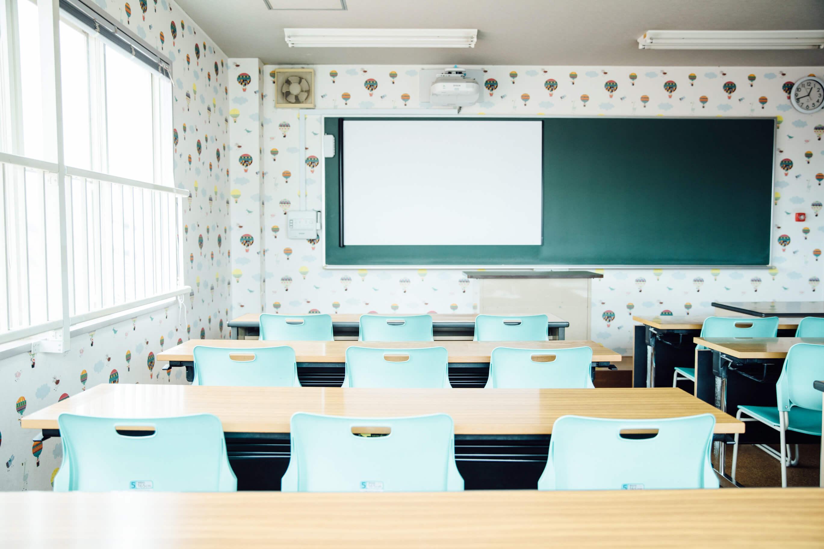 一斉授業教室